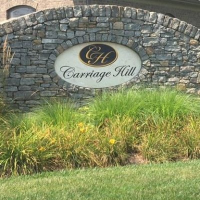 Carriage Hill Subdivision